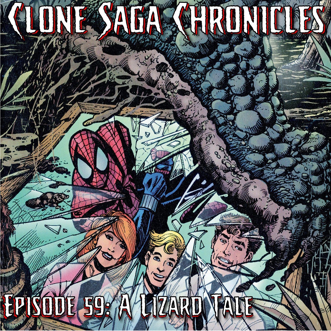 CSC Episode 59: A (Ben Reilly) Lizard Tale