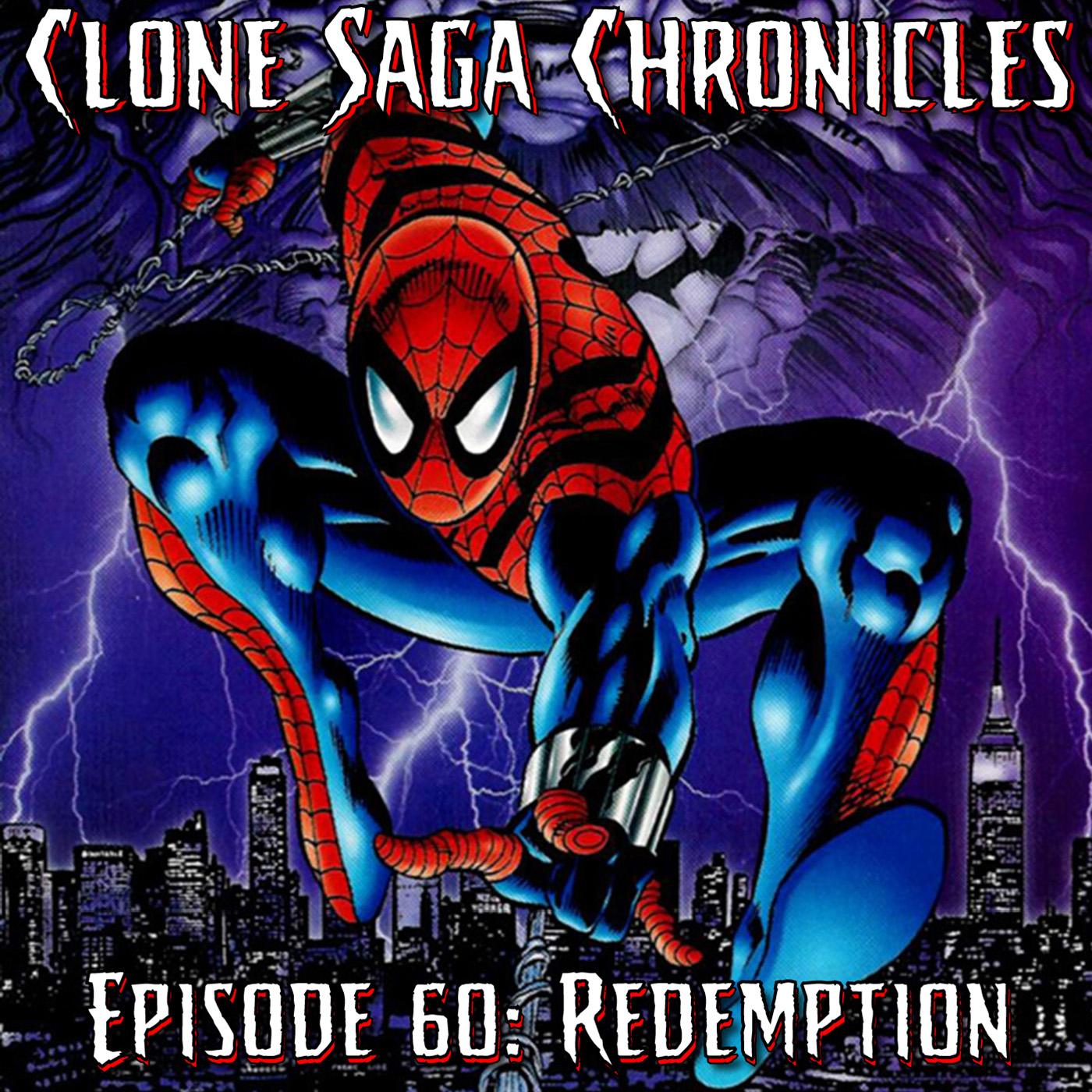 CSC Episode 60: Spider-Man: Redemption