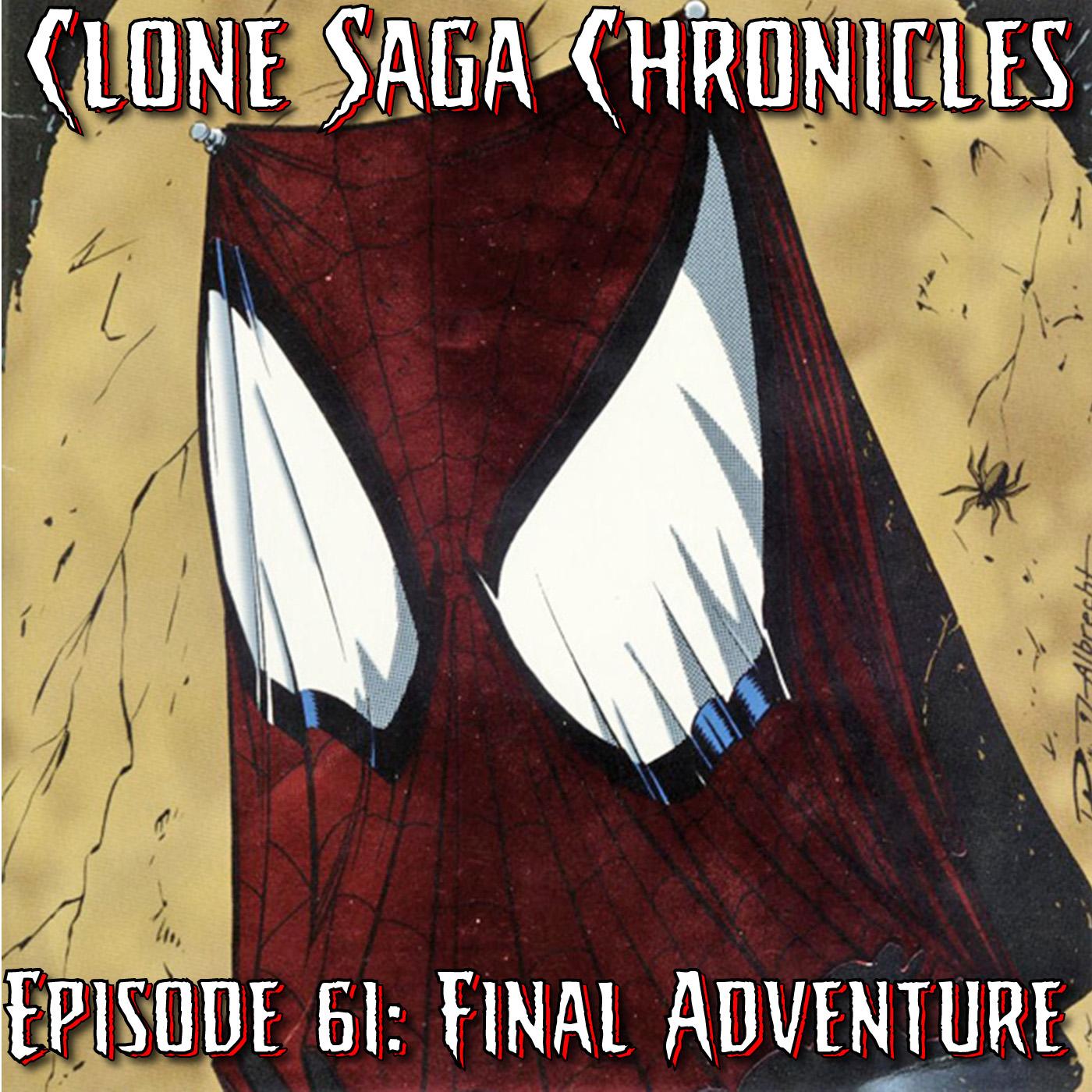 CSC Episode 61 The (Not-So) Final Adventure