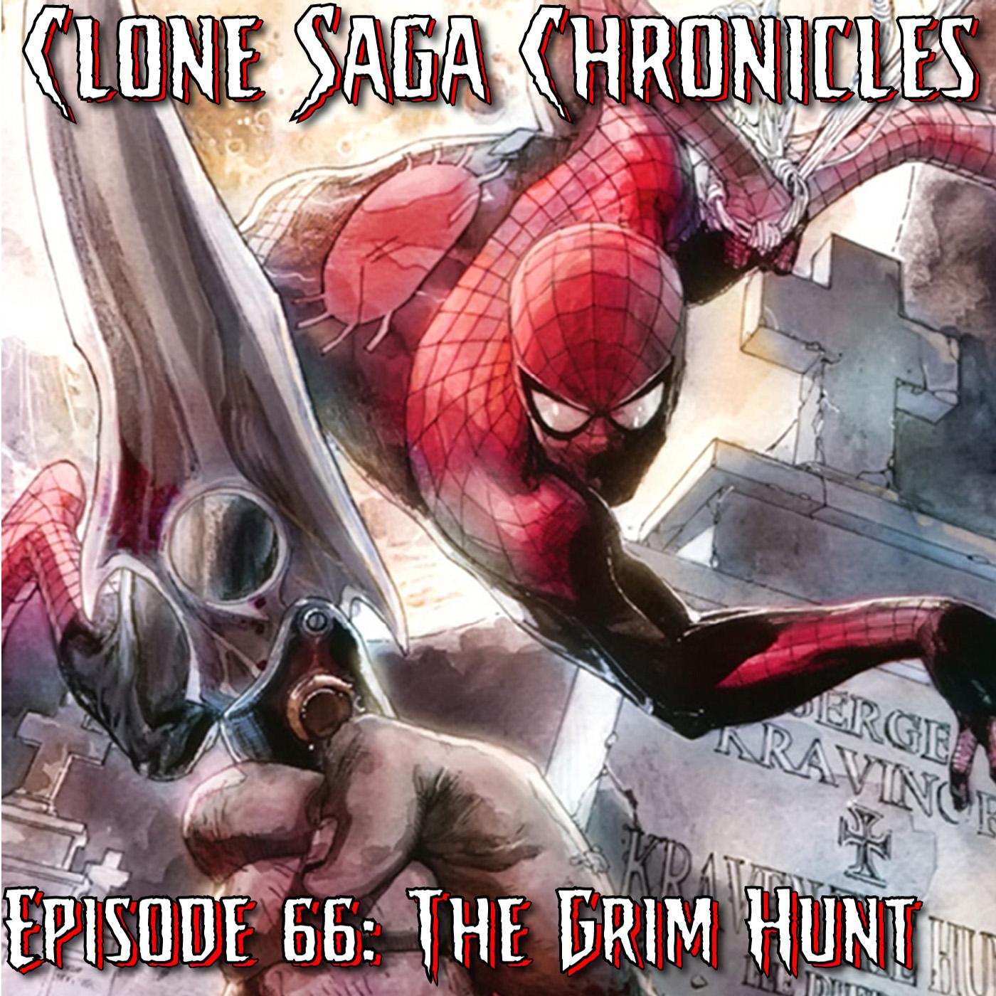 CSC Episode 66: The Grim Hunt