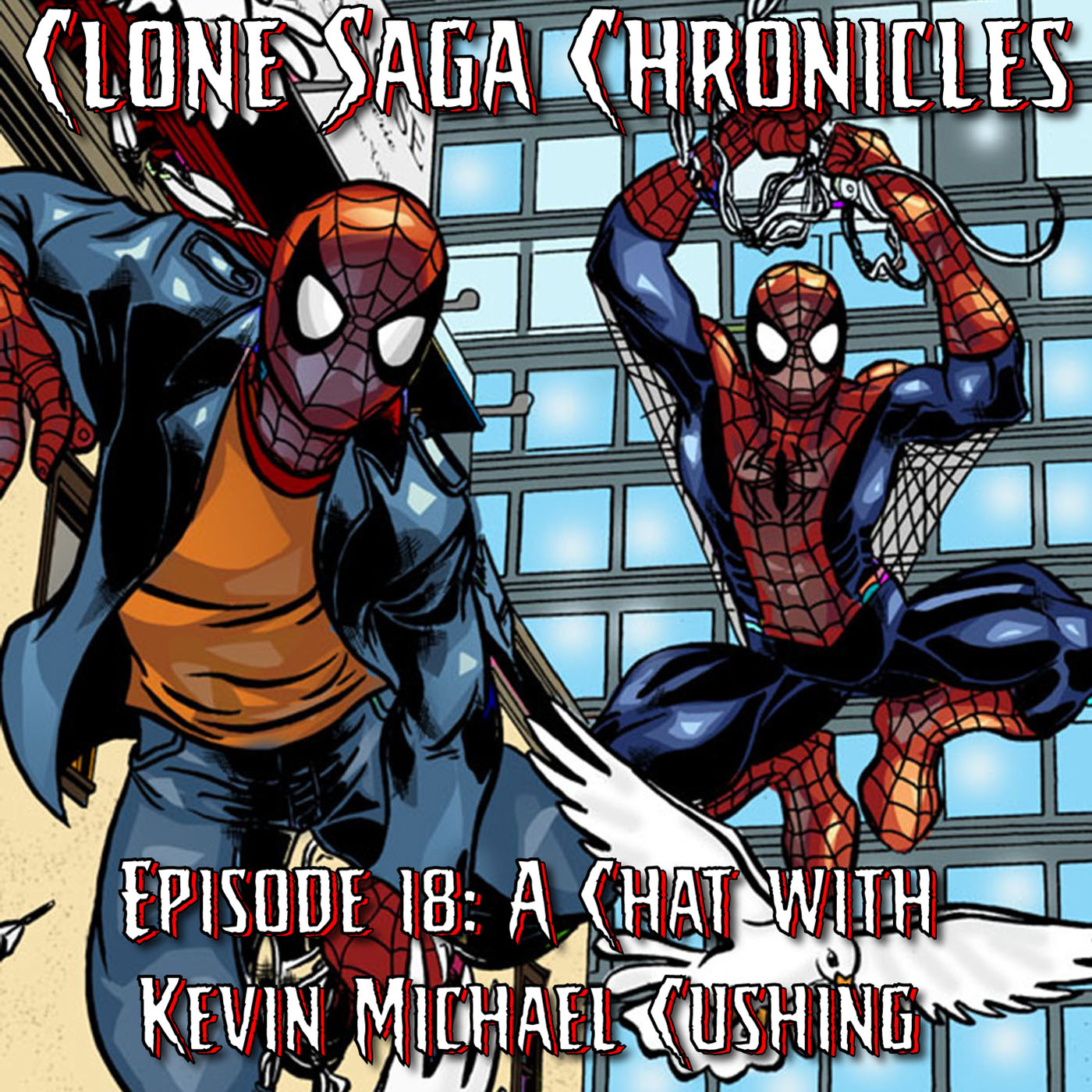 CSC Episode 18: A Chat with Kevin Cushing