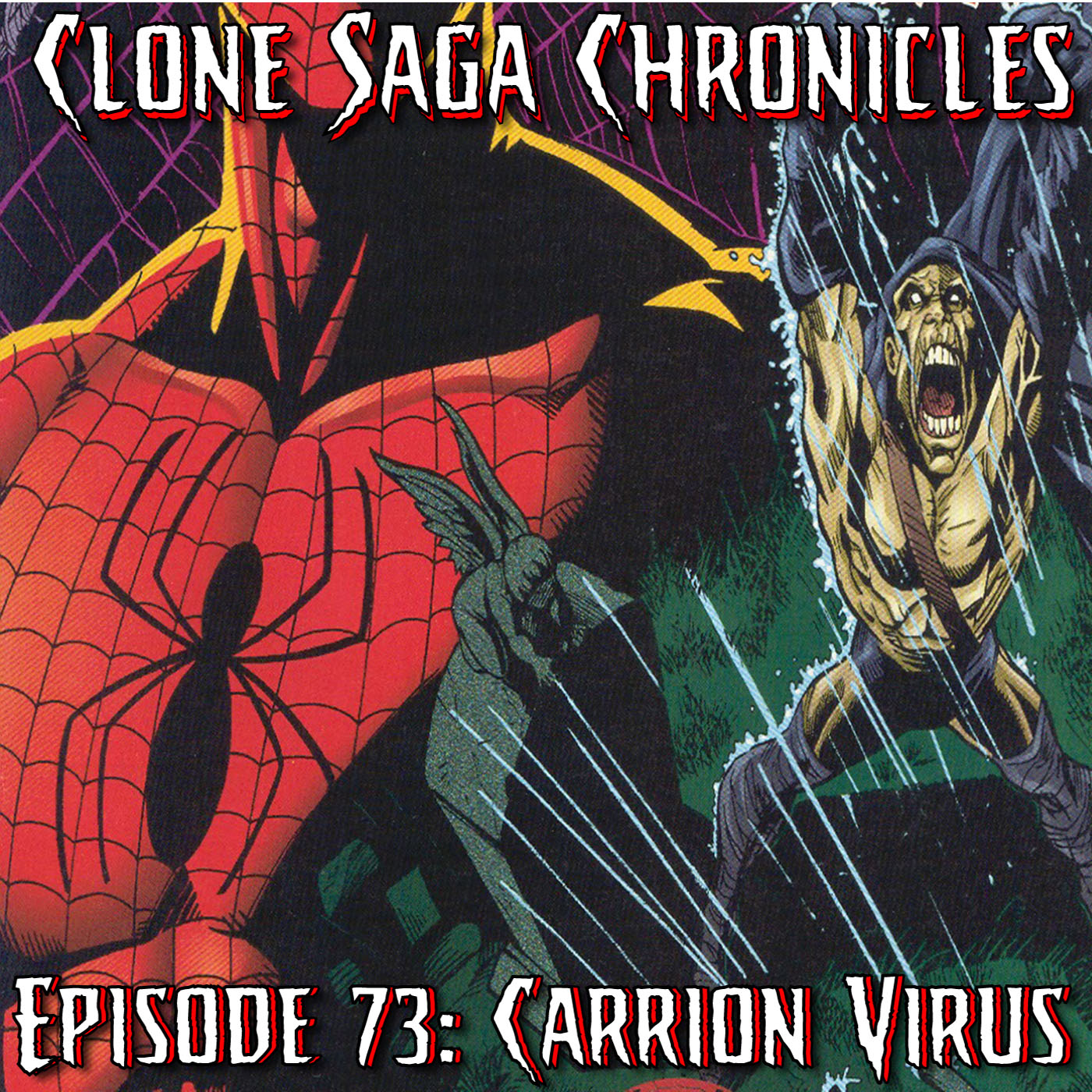 CSC Episode 73: Carrion & the Carrion Virus