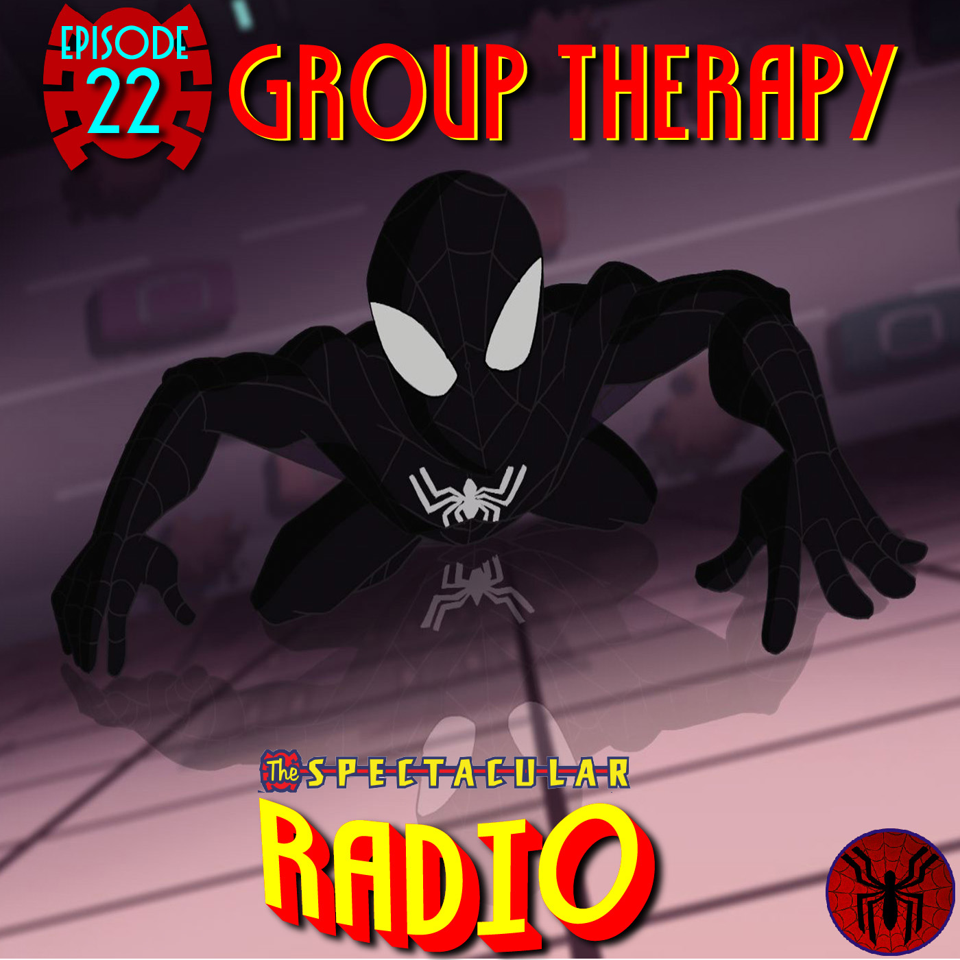 """Spectacular Radio Episode 22: """"Group Therapy"""" Fan Panel"""