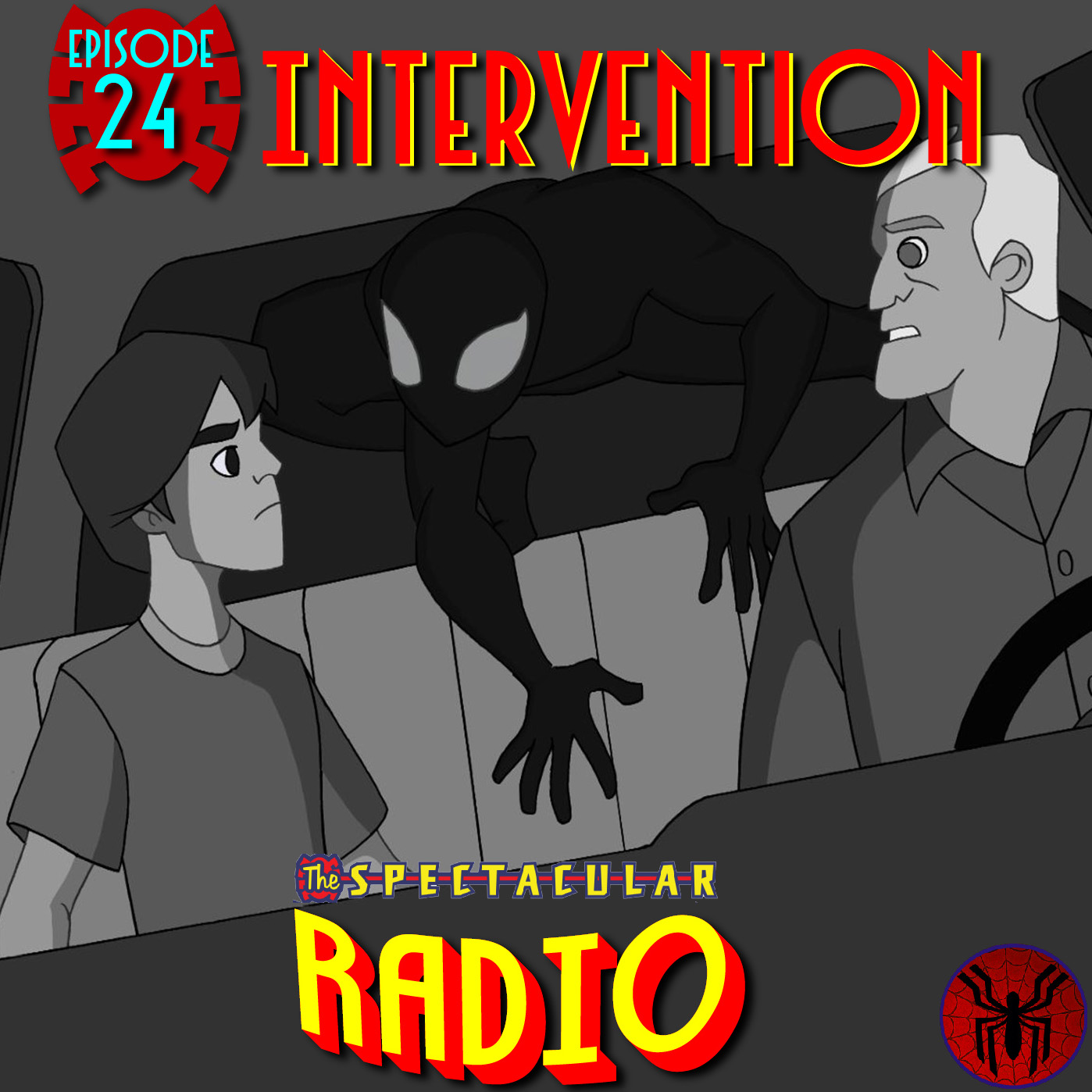 "Spectacular Radio Episode 24: ""Intervention"" Fan Panel"
