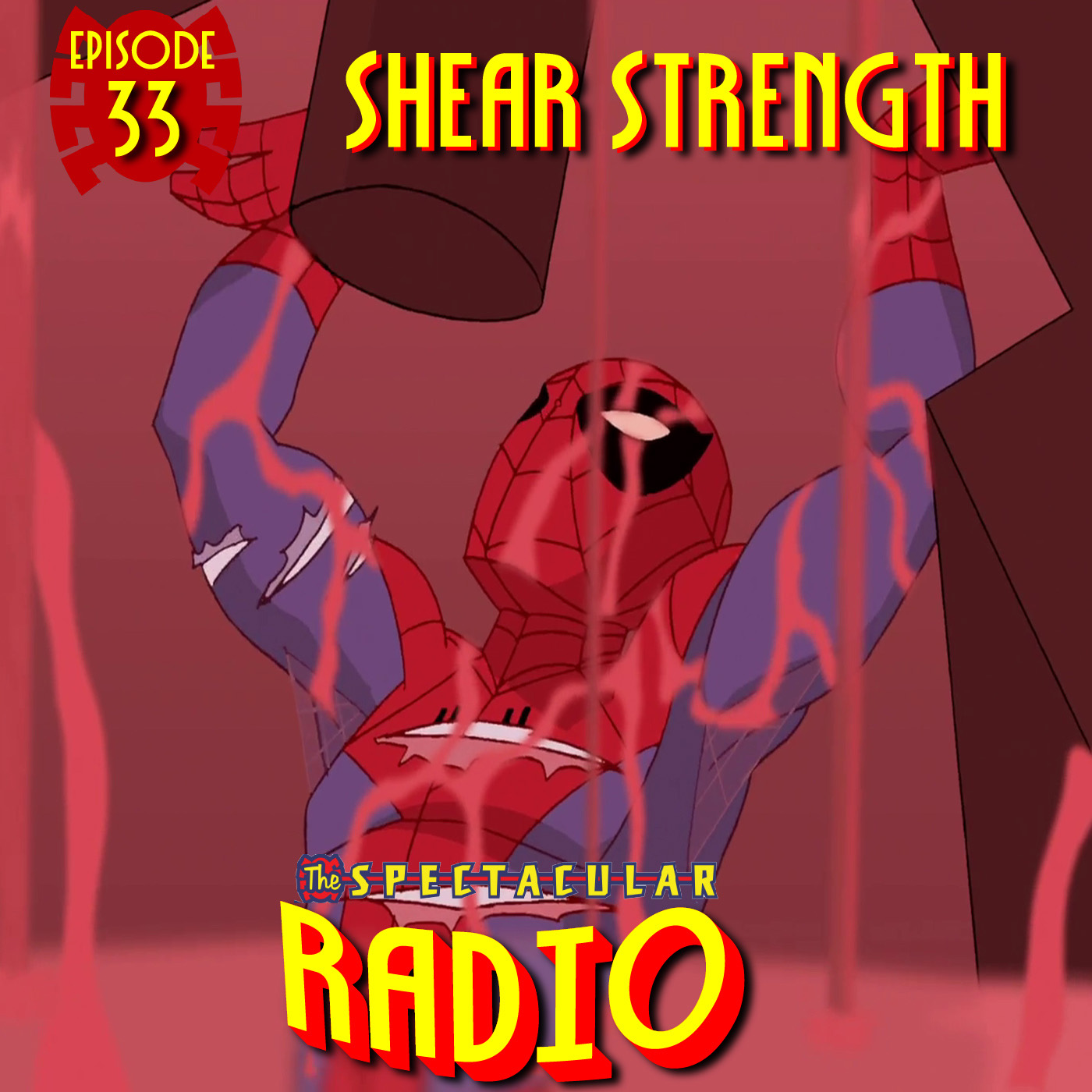 "Spectacular Radio Episode 33: ""Shear Strength"" With Greg Weisman, Jennifer Coyle, & Jennifer L. Anderson"