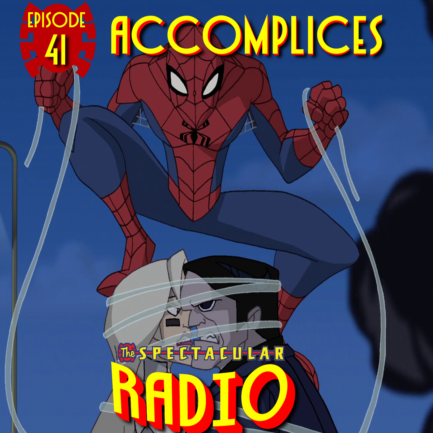 """Spectacular Radio Episode 41: """"Accomplices"""" With Greg Weisman"""