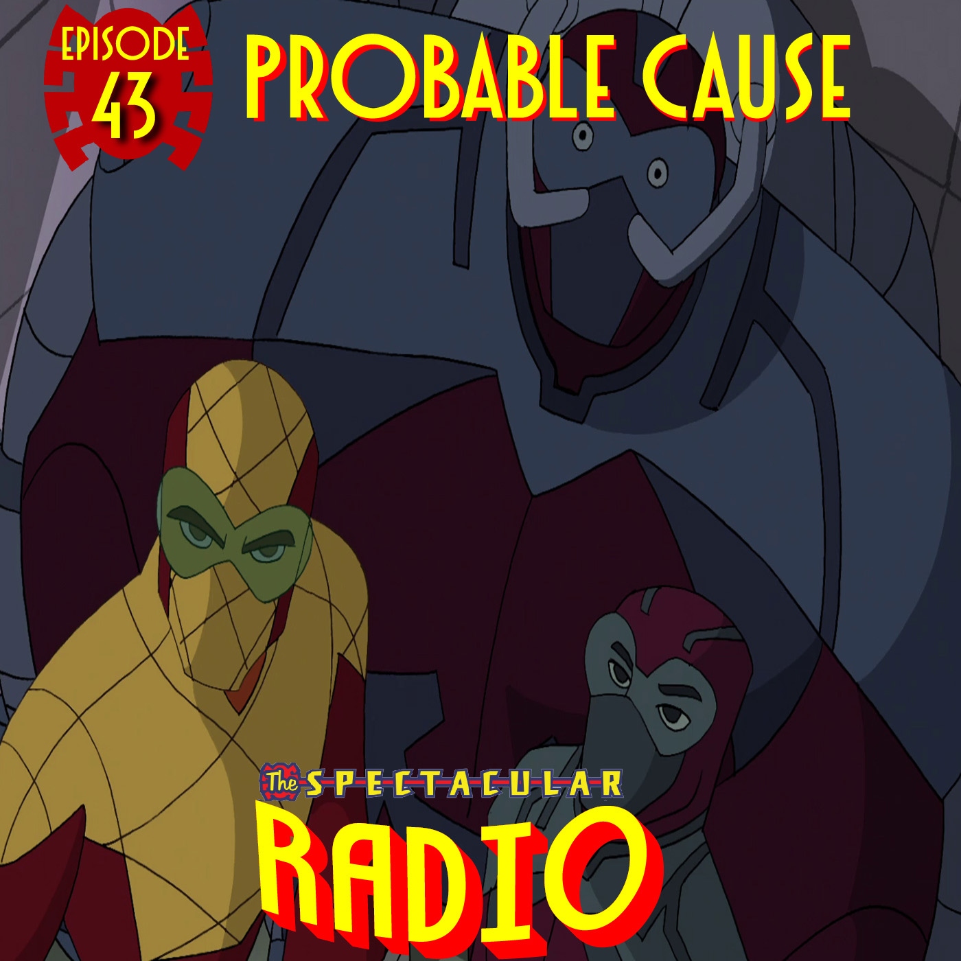 """Spectacular Radio Episode 43: """"Probable Cause"""" With Greg Weisman"""