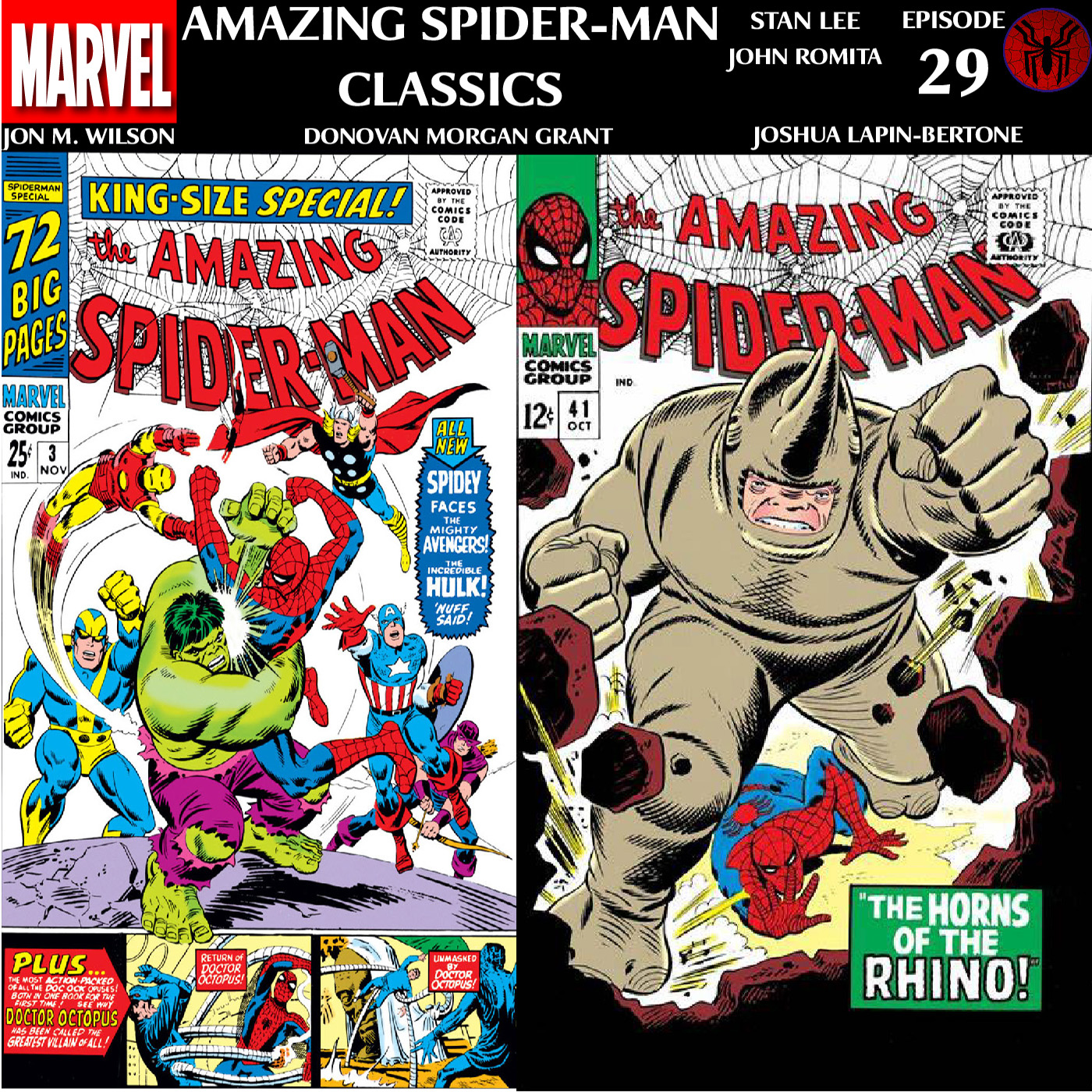 ASM Classics Episode 29: Annual 3 & ASM 41