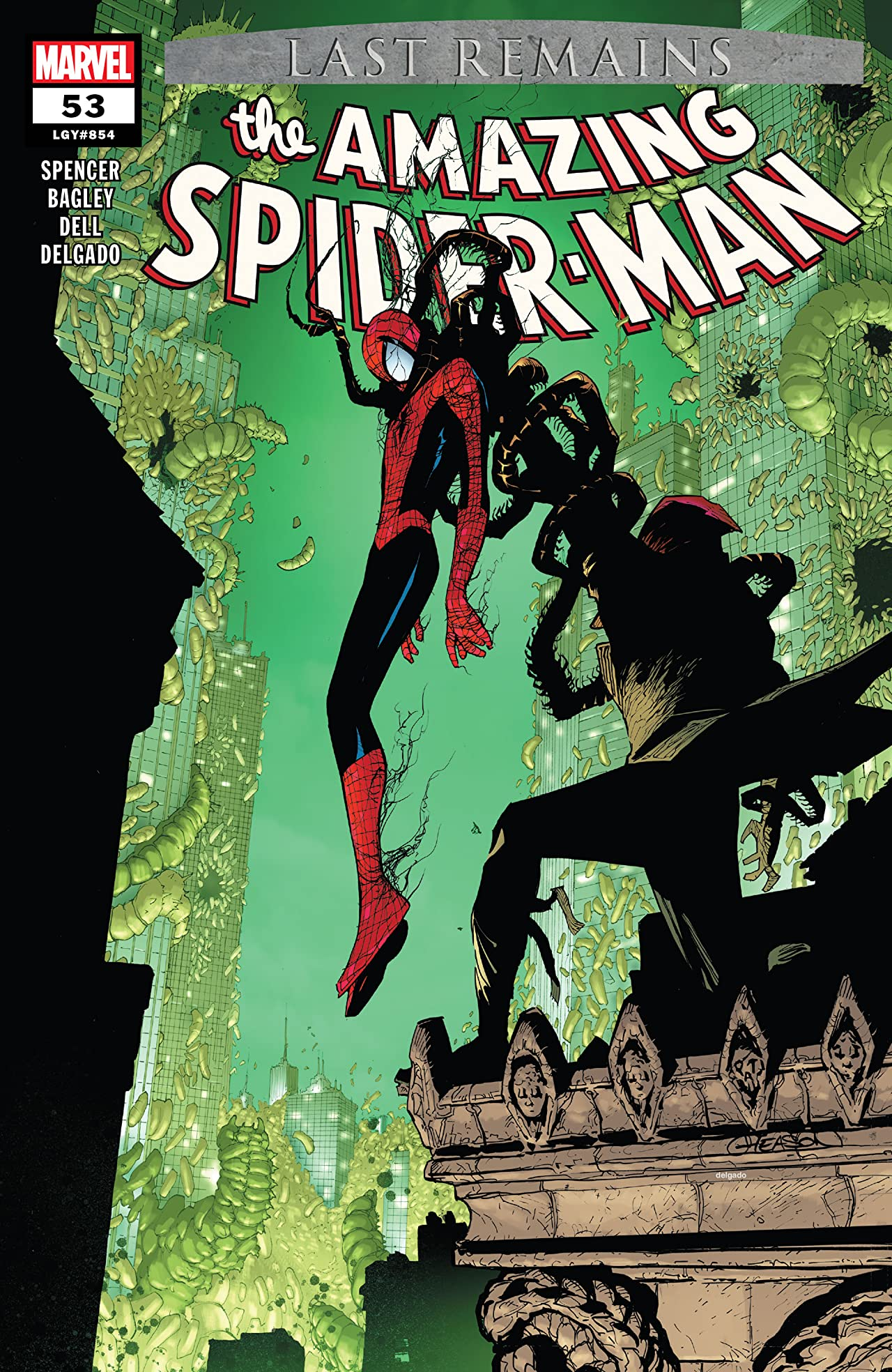 REVIEW: Amazing Spider-Man #53