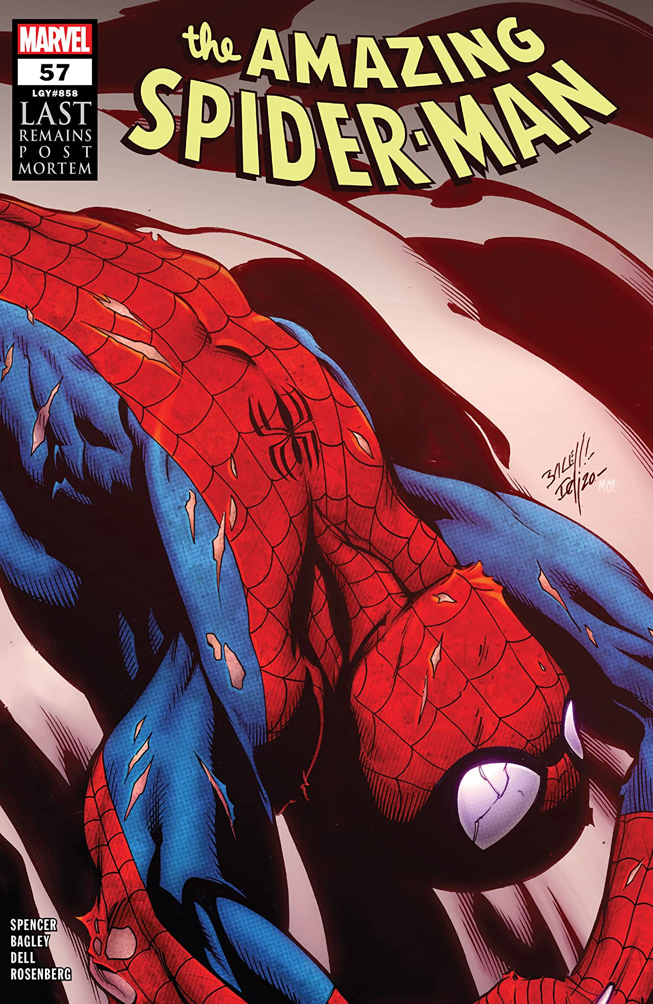 REVIEW: Amazing Spider-Man #57