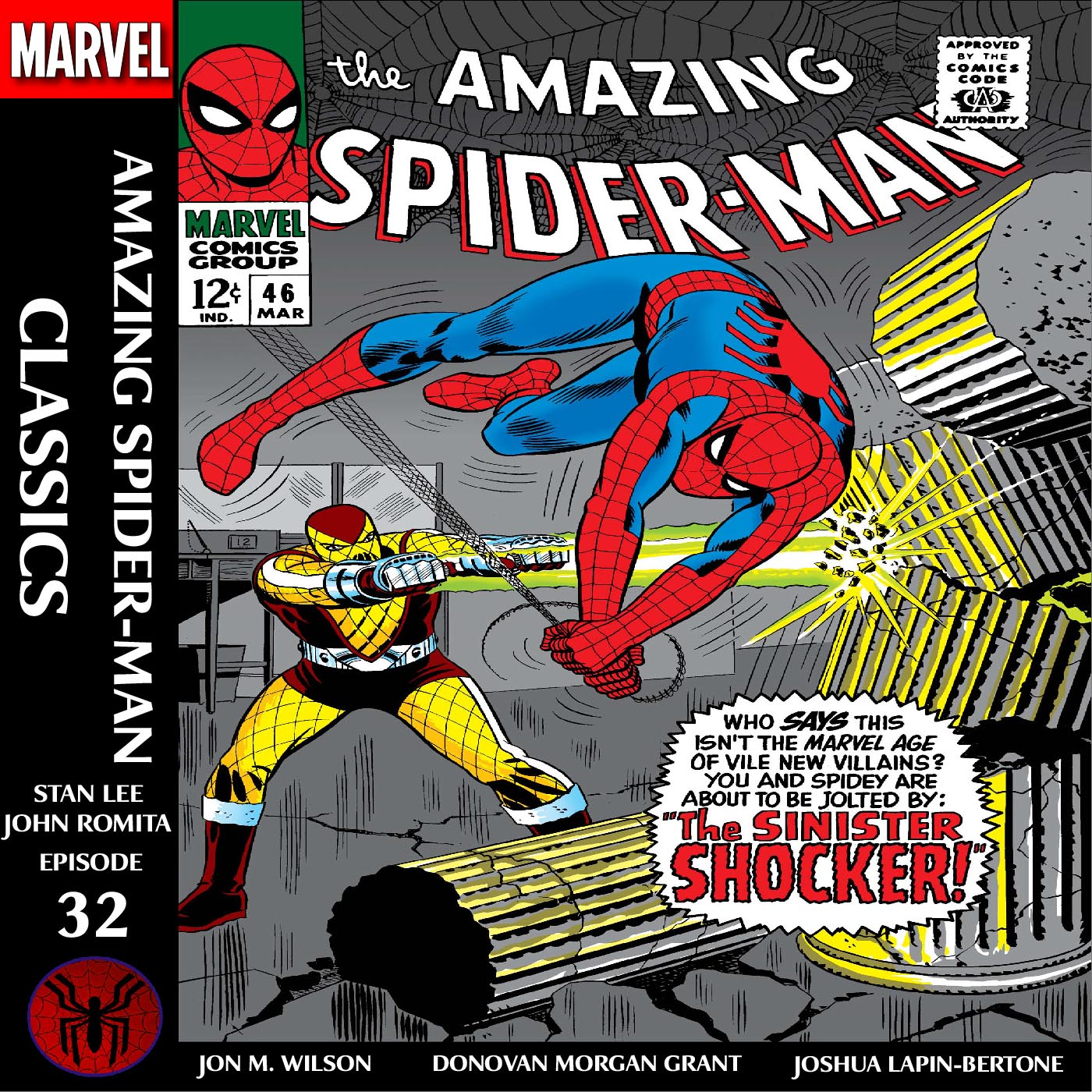 Amazing Spider-Man Classics Episode 32: Amazing Spider-Man 46