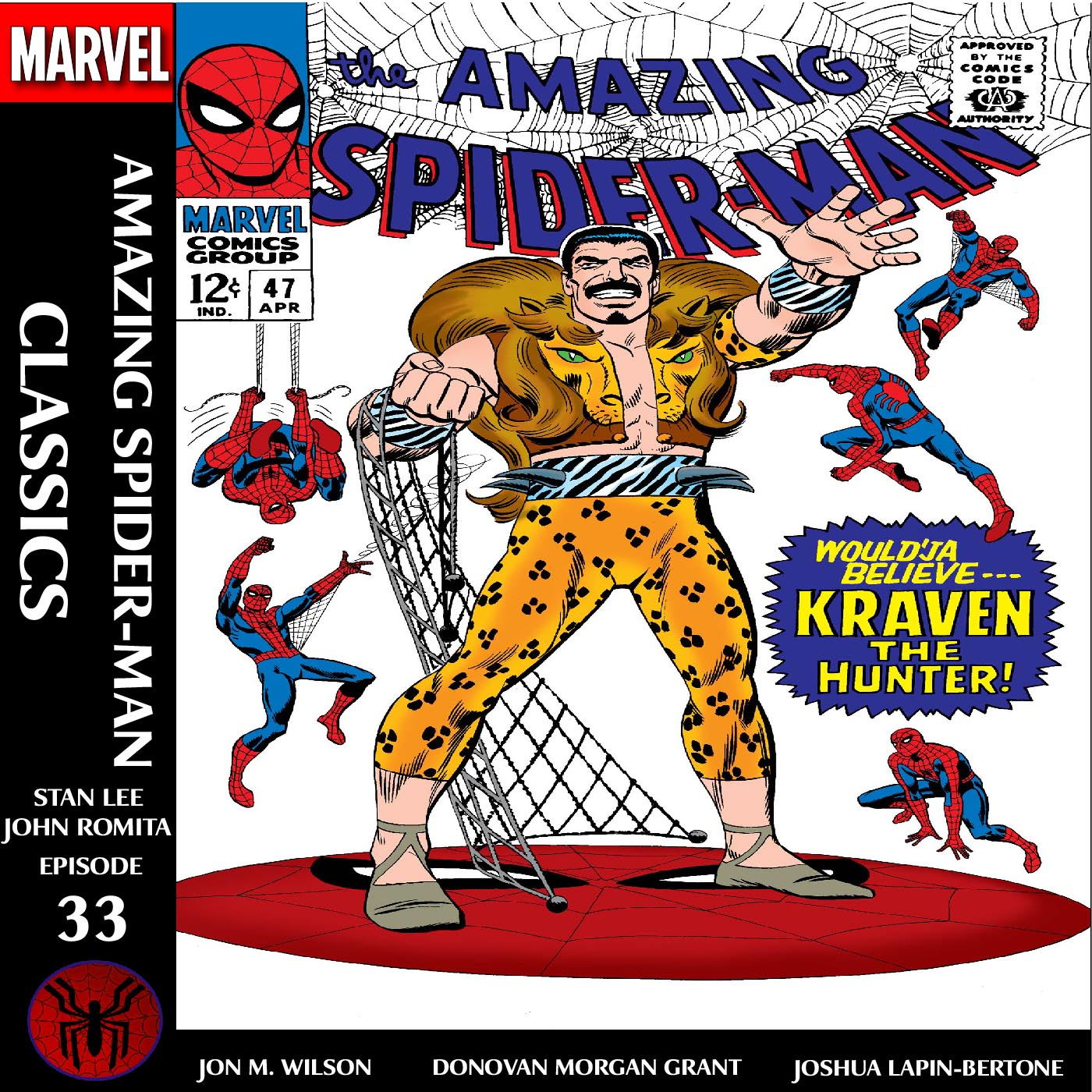 Amazing Spider-Man Classics Episode 33: Amazing Spider-Man 47