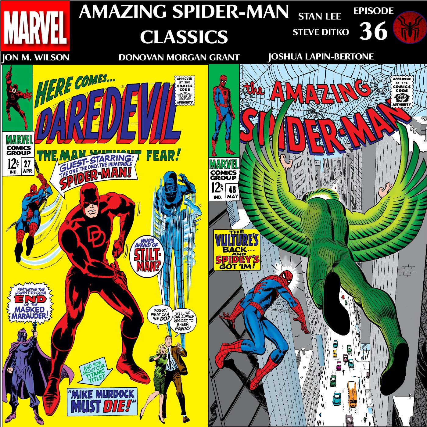ASM Classics Episode 36: ASM #48 & Daredevil #27