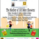 The Mother of All Baby Showers-What an Event!!!