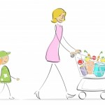 September 2013 Parenting Tip: Survive the Supermarket