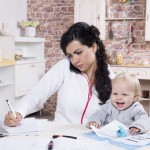 Guest Blogger: 7 Ways Entrepreneurial Stay at Home Moms Can Carve Out Work Time