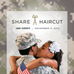 Get a Haircut and Give Back to a Veteran:
