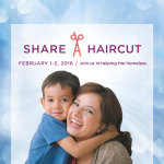 It's That Time Again: Get a Haircut and Give Back