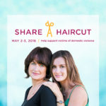 Get a Haircut & Support Victims of Domestic Violence: