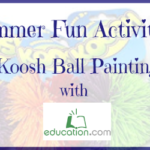 Summertime Art Activities