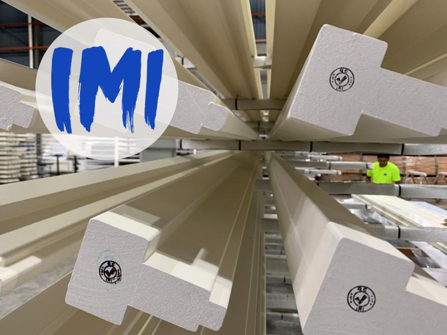 IMI door framing production plant Blue Roots Malaysia sustainable timber