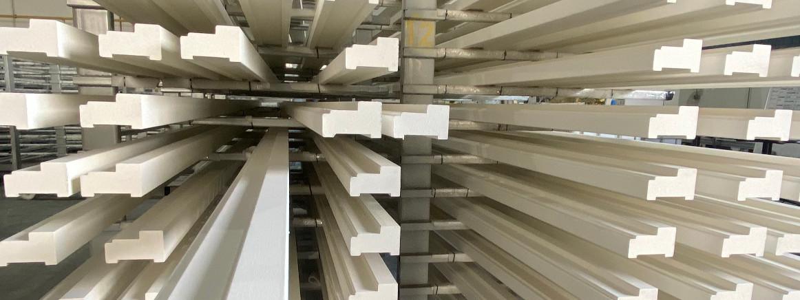 BlueRoots Moulding Molding profielen sustainable tropical rainforest timber lumber FSC