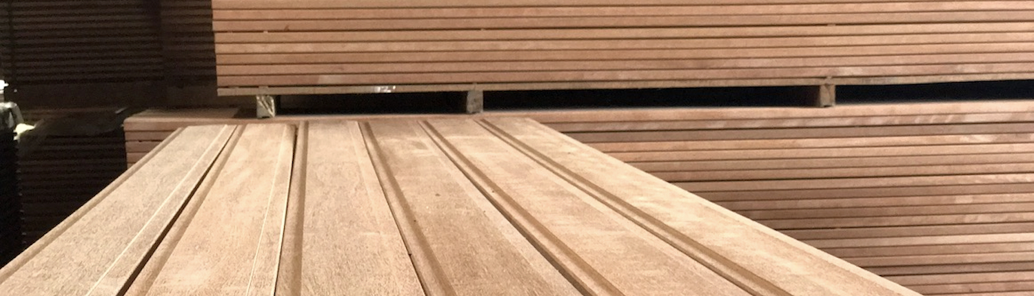 Truck flooring hardwood tropical sustainable Blue Roots Timber