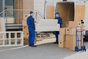 international shipping and moving company