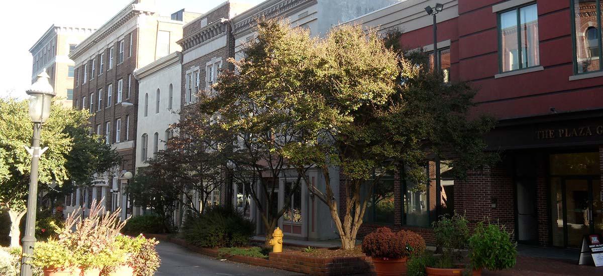 Salisbury, Maryland Main Street
