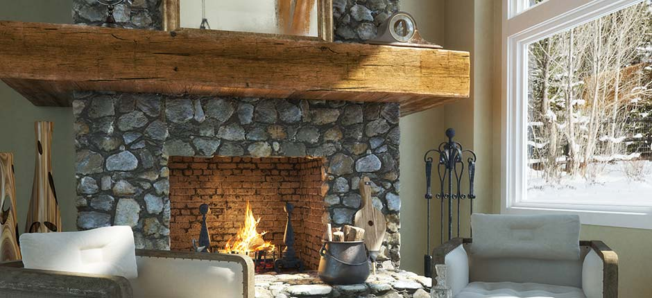 Fire-Safe Chimney Sweeps executive home fireplace
