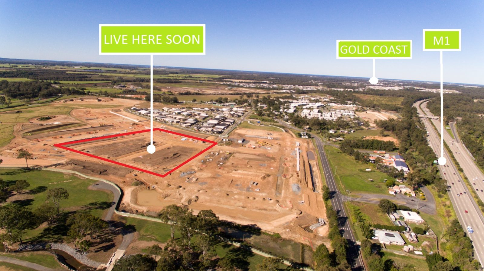 aerial drone real estate photography Brisbane