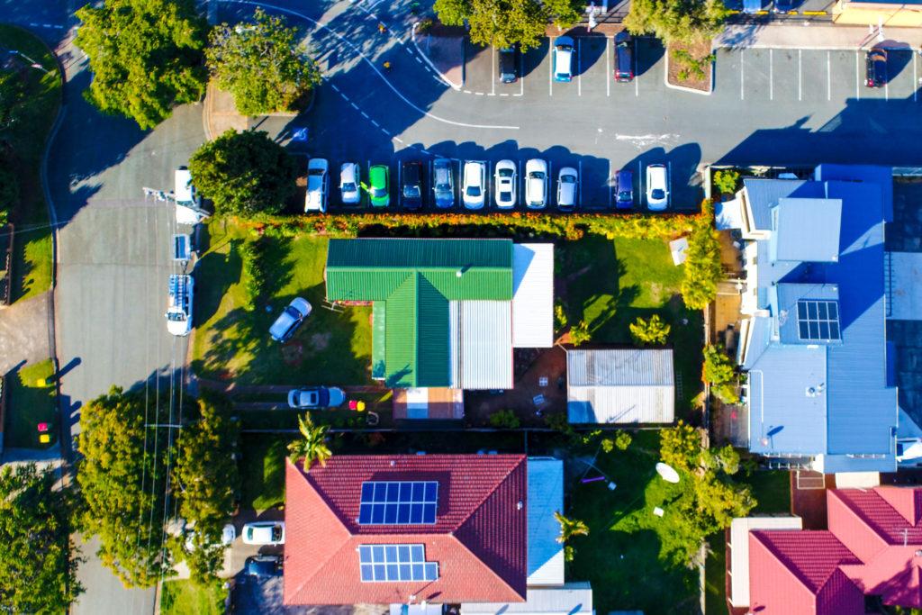 Drone photography wellington point