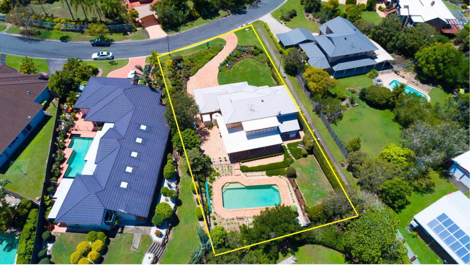 Bridgeman Downs Drone Real Estate Photography