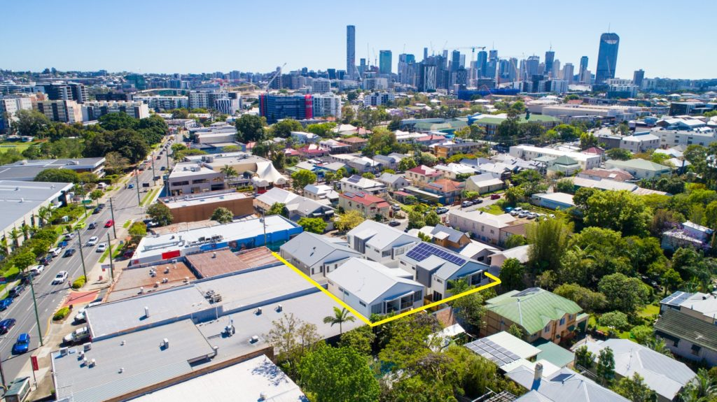 West End Drone Real Estate Photography