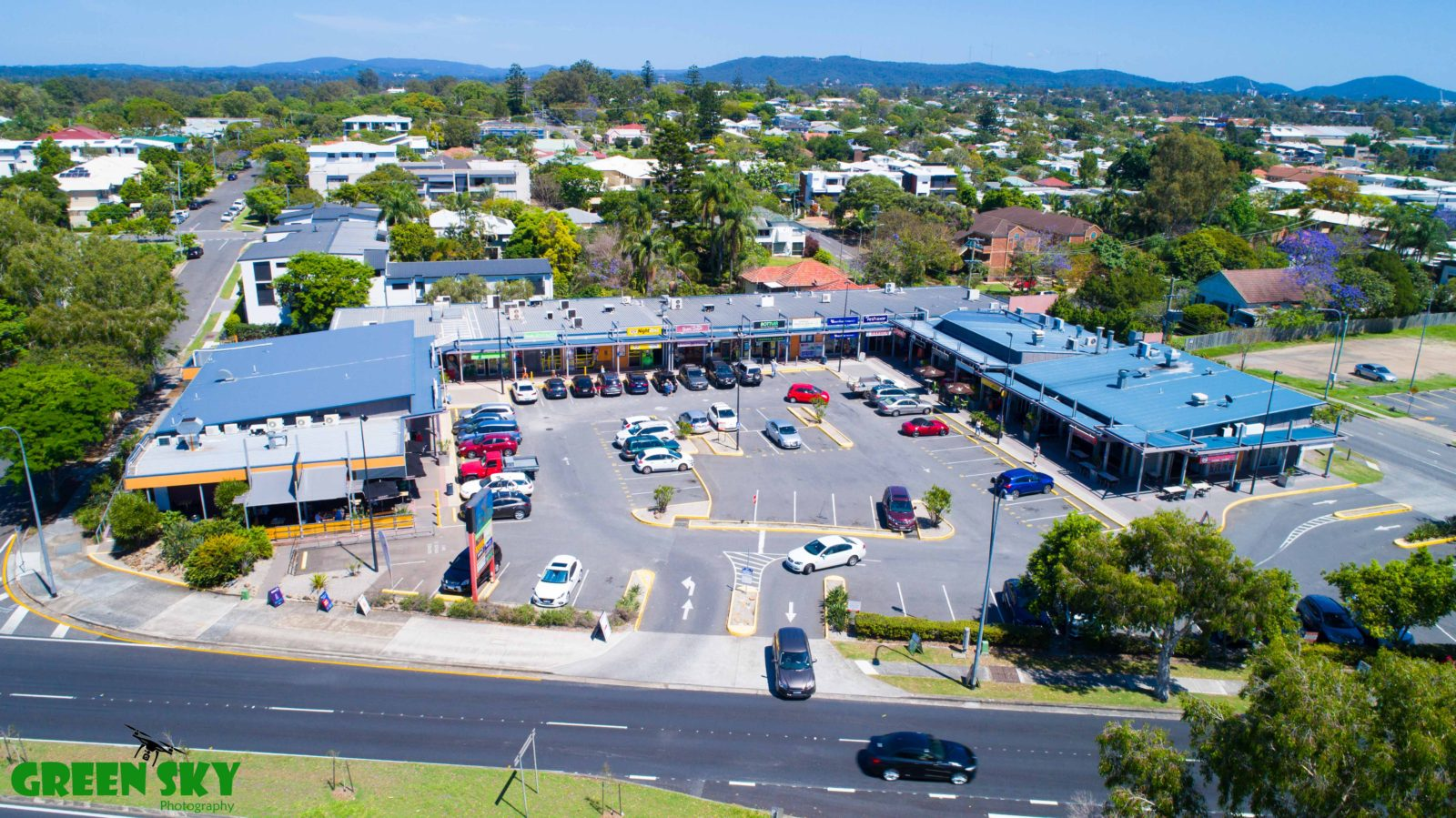 Brisbane aerial drone photography