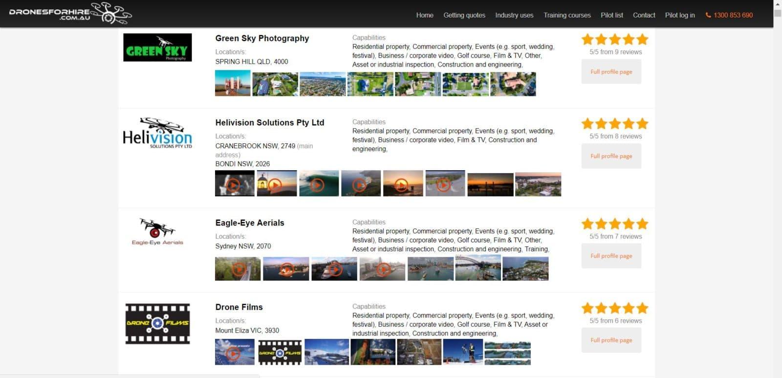 Brisbane Drone Phtography