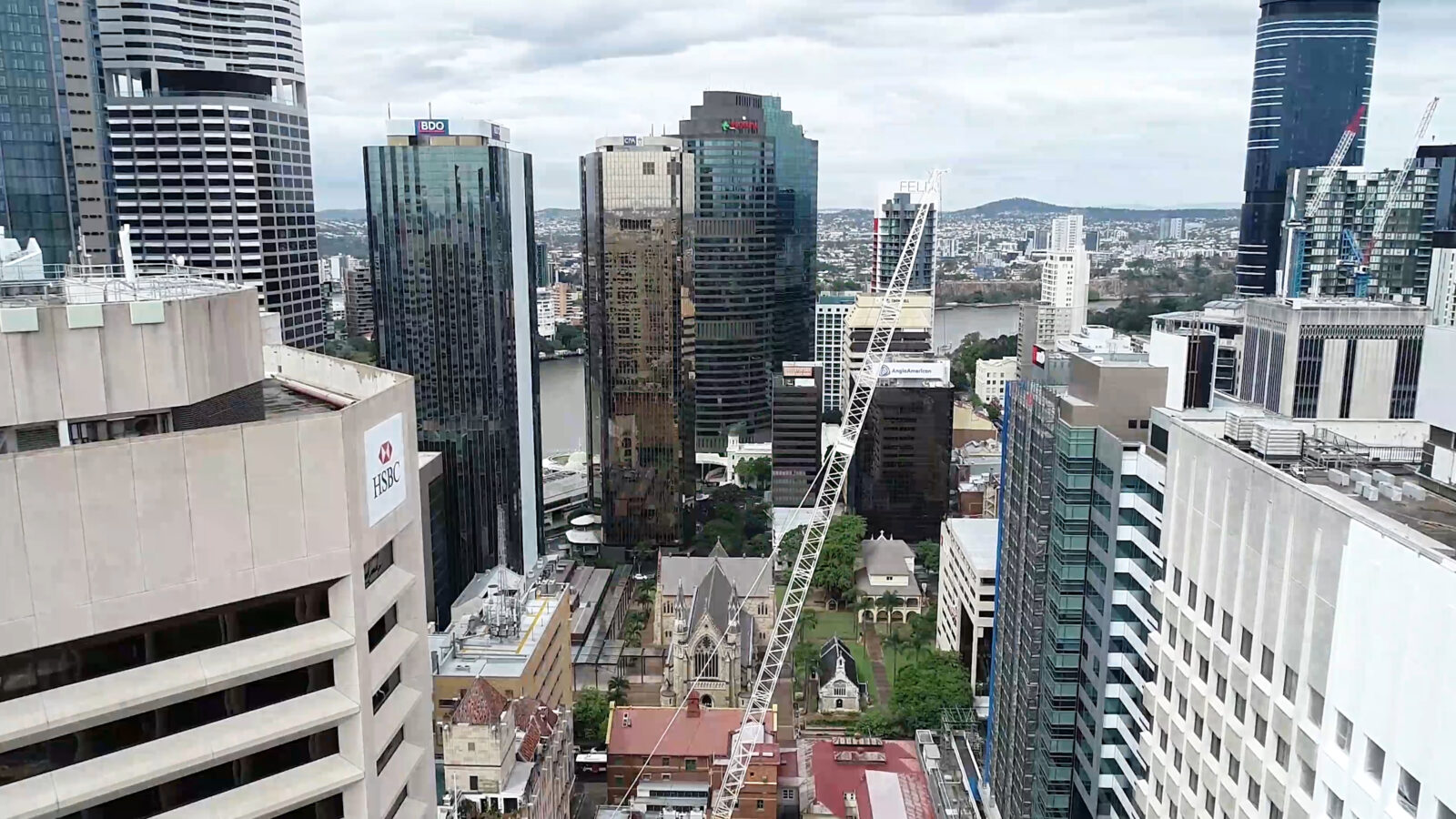 Drone inspections drone surveying Drone Photography Brisbane Australia