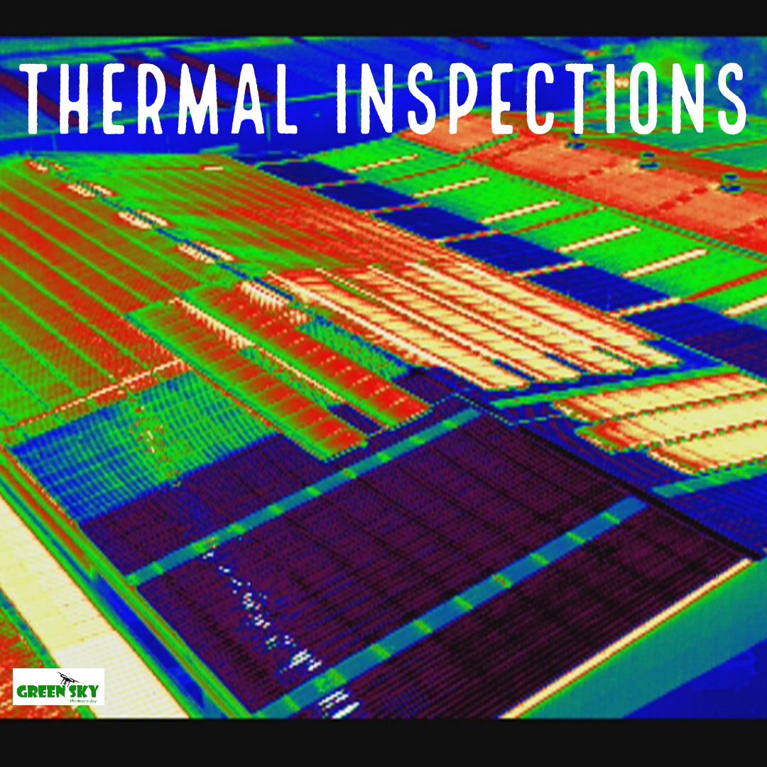 Thermal Drone Inspections Brisbane Sydney Melbourne