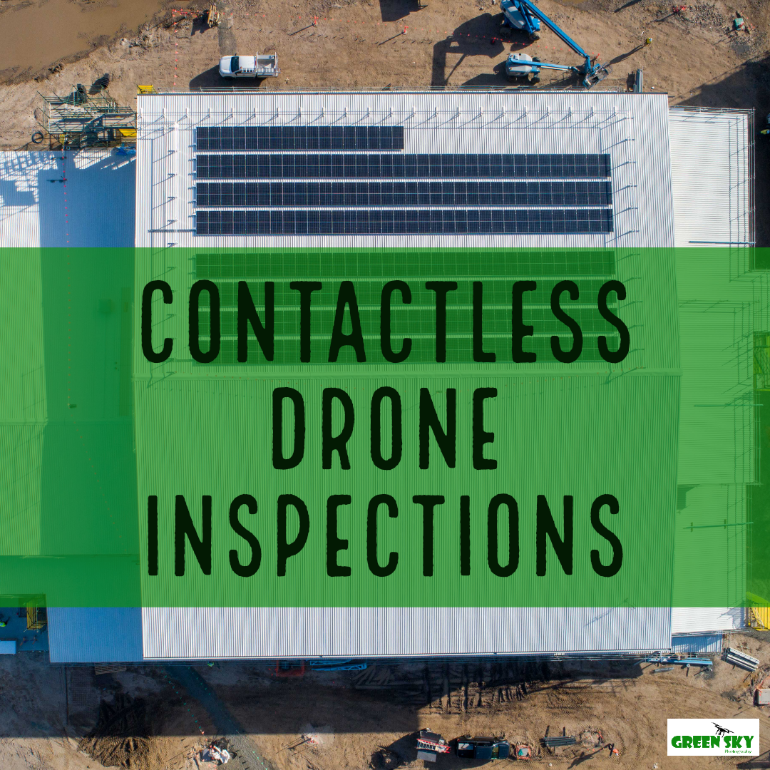 CONTACTLESS DRONE INSPECTIONS.