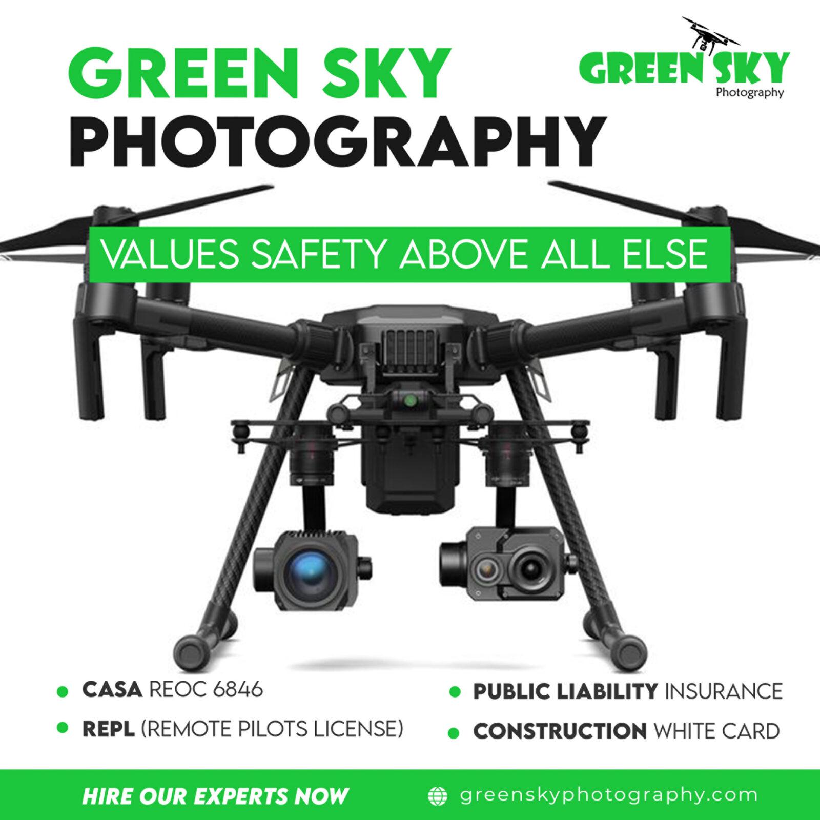 Drone Services Brisbane Sydney Melbourne
