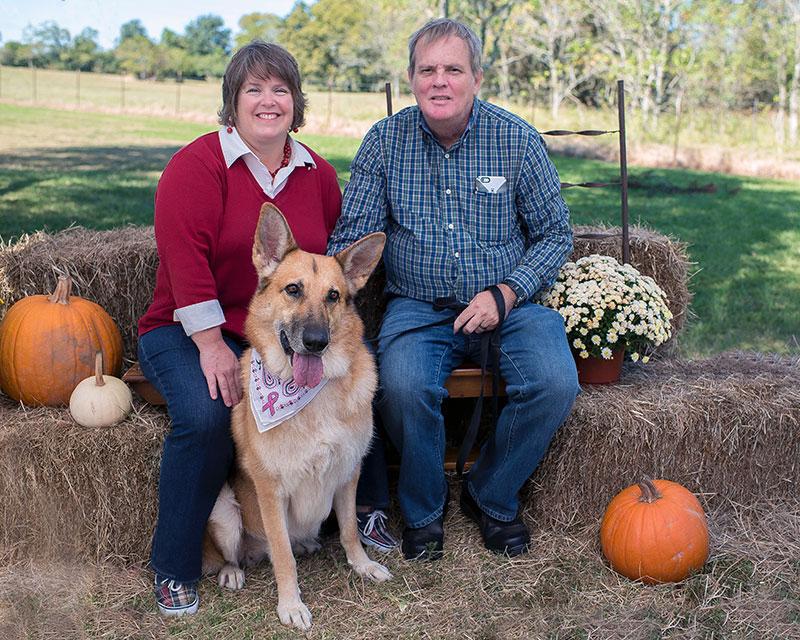 Kent and Mimi Harris