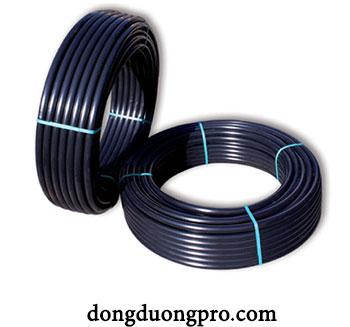 Ống mềm 16mm dùng trong hệ thống tưới nhà máy Đạt Hòa