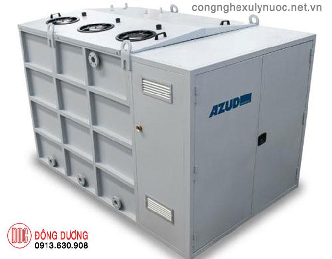 Công nghệ sinh học MBBR - Xử lý nước thải AZUD