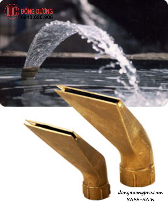 Catalogue vòi phun nước