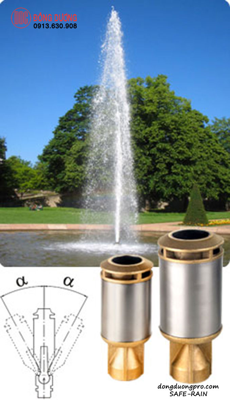 Vòi phun nước-geyser