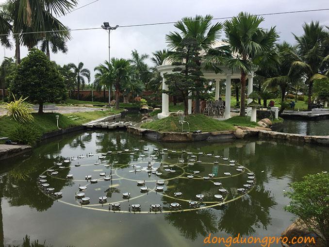 Nhạc nước sân vườn