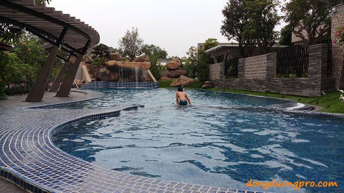 Lắp đặt thiết bị bể bơi KripSol - Spain