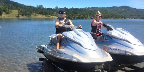 Lake Berryessa Boat and Jet Ski Rentals