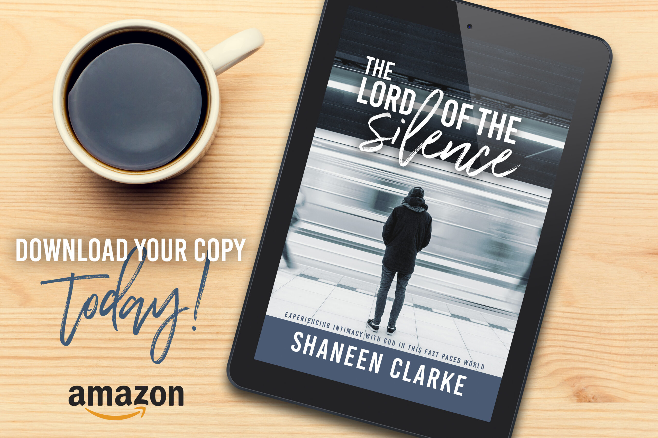 ebook The Lord of the Silence by Shaneen Clarke