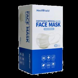 Medishield Level 1 Surgical Mask